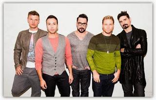 conciertos de Backstreet boys en España.Barcelona y madrid