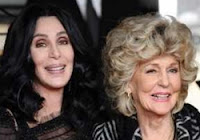 Cher and mother Georgia