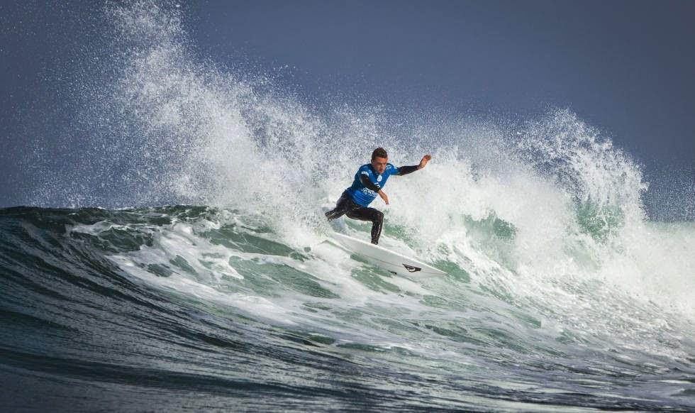 Quiksilver Pro France 2014 Matt Banting Foto ASP