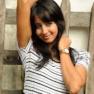 Sanjana Cute from Mugguru Pressmeet Pics