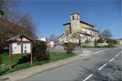 Iglesia Parroquial de San Martín en Apodaka