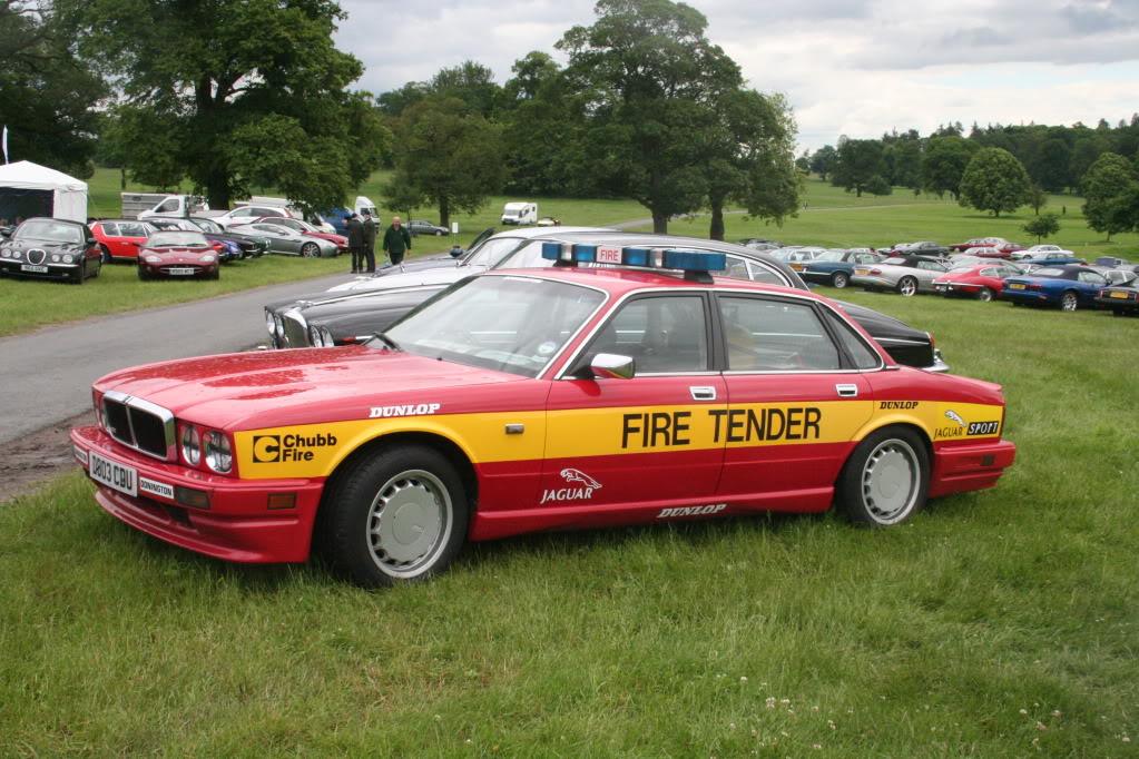 Jaguar Fire Tenders