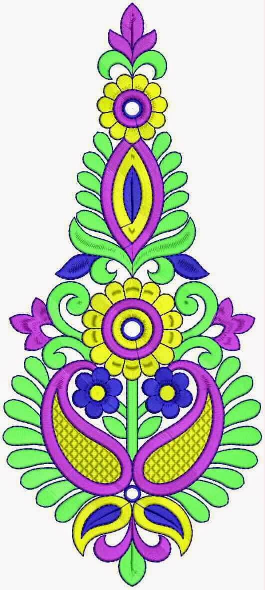 aanlyn kwilt borduurwerk patroon