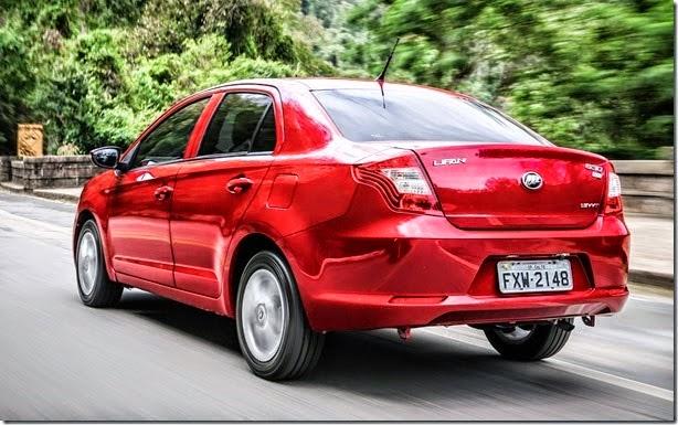 novo Lifan 530 chega ao Brasil fotos e videos preço automoveis novos