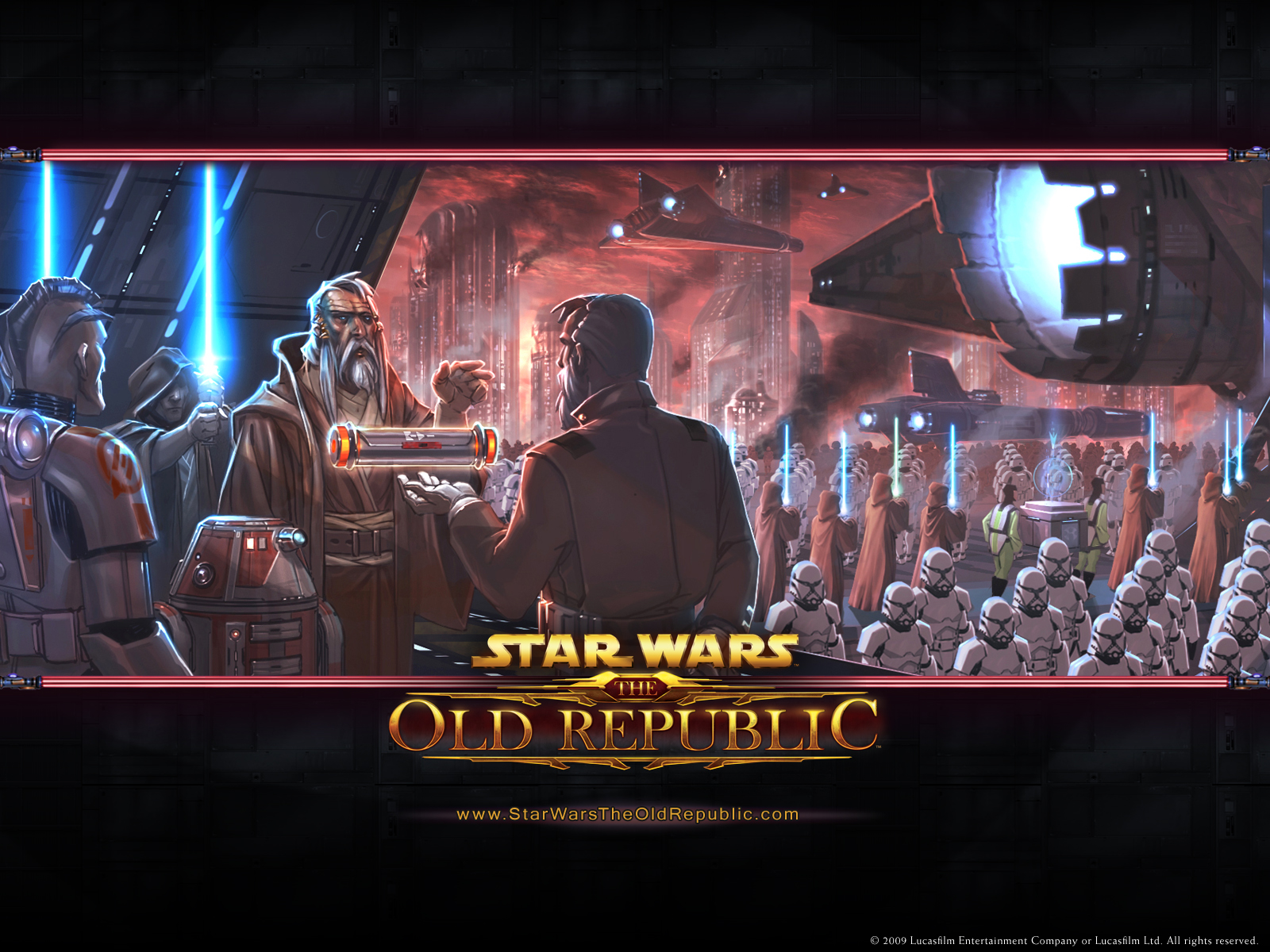 Star Wars: The Old Republic Wallpaper Collection II | HD ... - photo#25