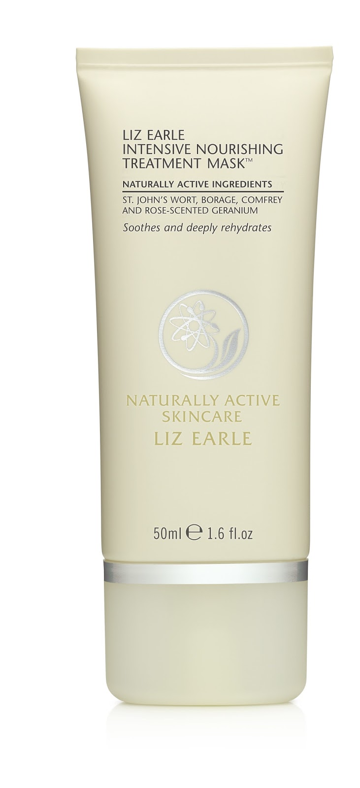 Preview: Intensive Nourishing Treatment Mask - Liz Earle