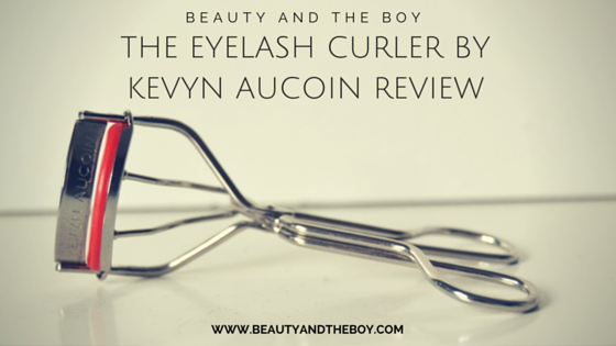 The Eyelash Curler by Kevyn Aucoin Review
