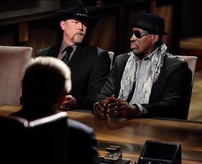 Trace Adkins and Dennis Rodman Face Donald Trump on All-Star Celebrity Apprentice