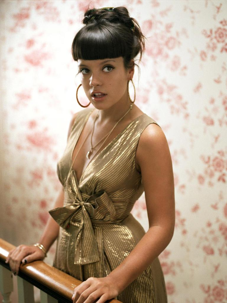 lily allen hot nude