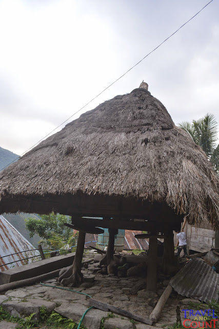 Ifugao Hut of Batad, Banaue, Philippines