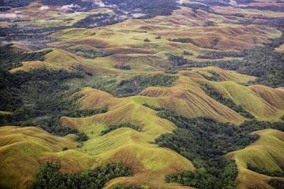 Foto Lembah Baliem Papua