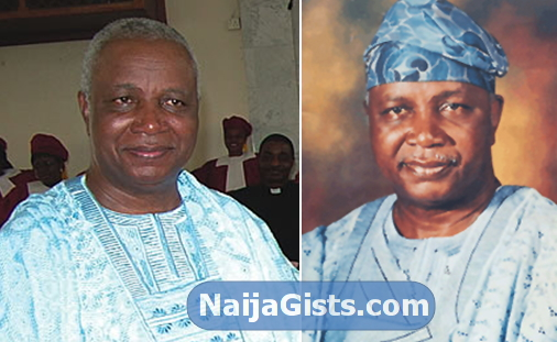olusegun agagu is dead