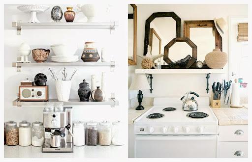 kuchenne półki