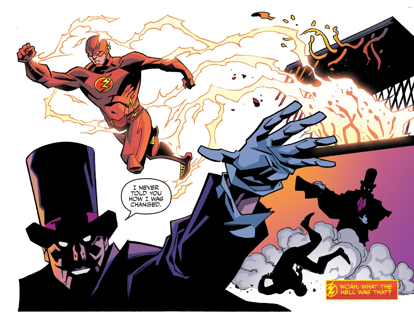 The Flash: Season Zero [I] Issue #5 #5 - English 17