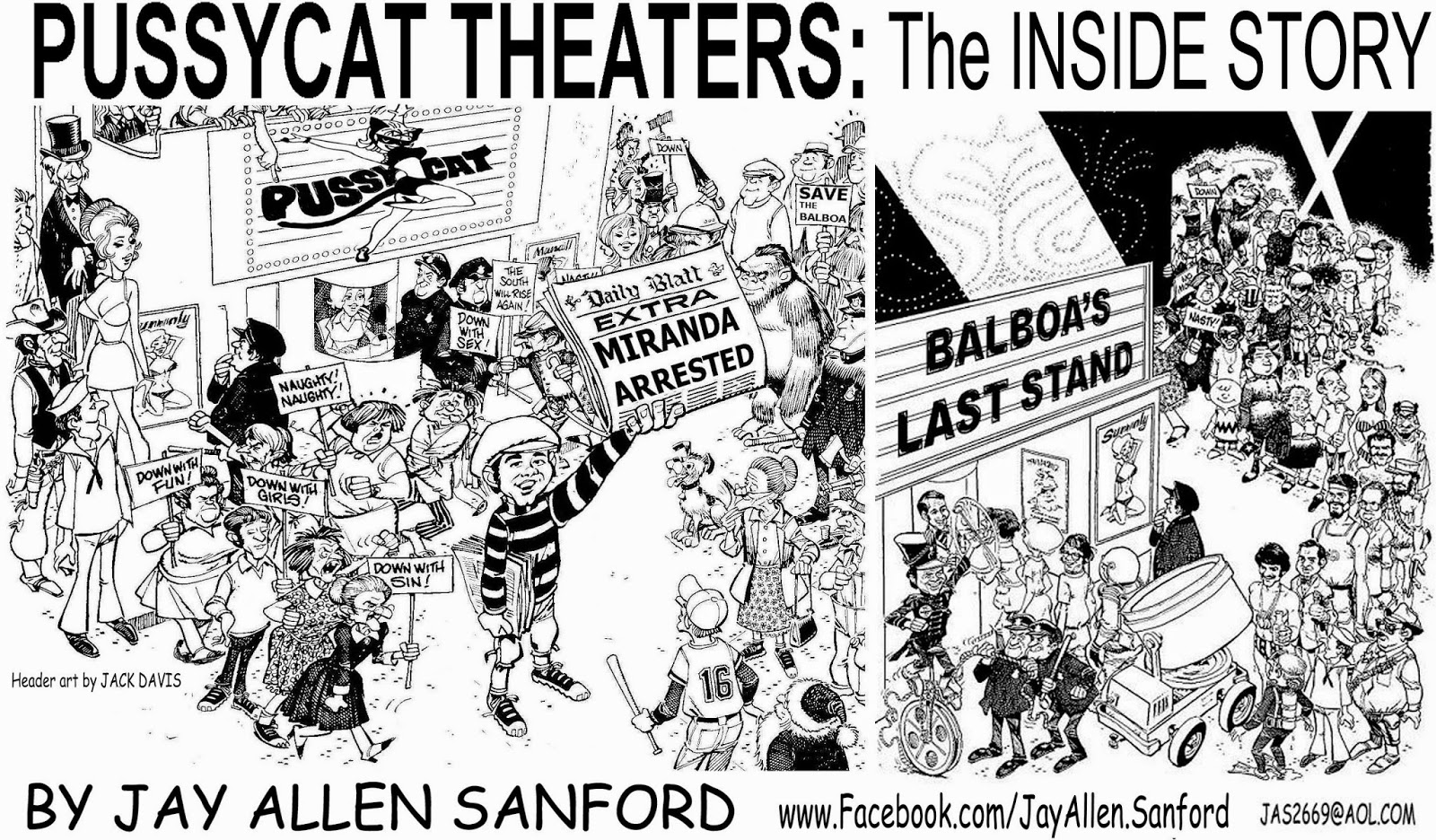 Pussycat Theaters The Inside Story Page 2 Of 15 Will REAL Mr Tate Please Stand Up