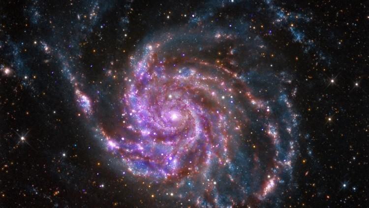 El universo se expande más rápido de lo explicable por la física