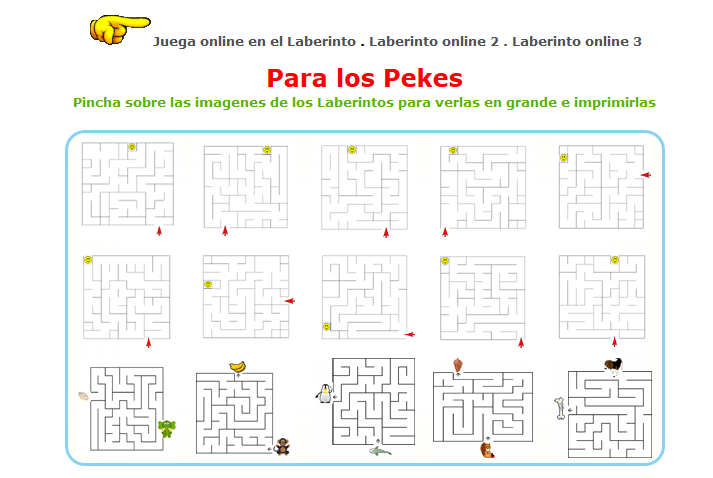 http://www.pekegifs.com/pekemundo/laberintos2.htm