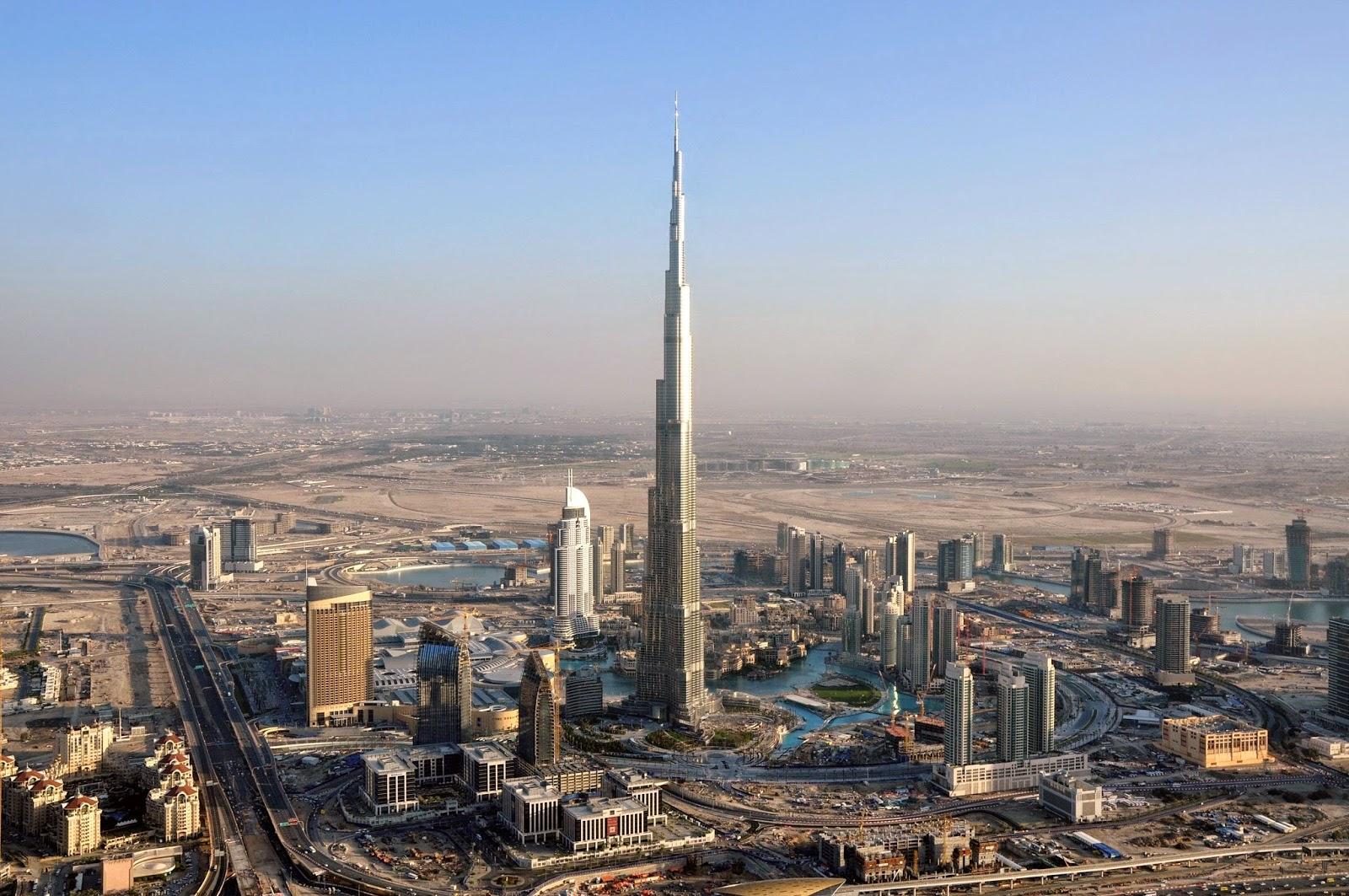 Burj Dubai, Burj Khalifa, Edificio Más Alto del Mundo [Poderoso Conocimiento]
