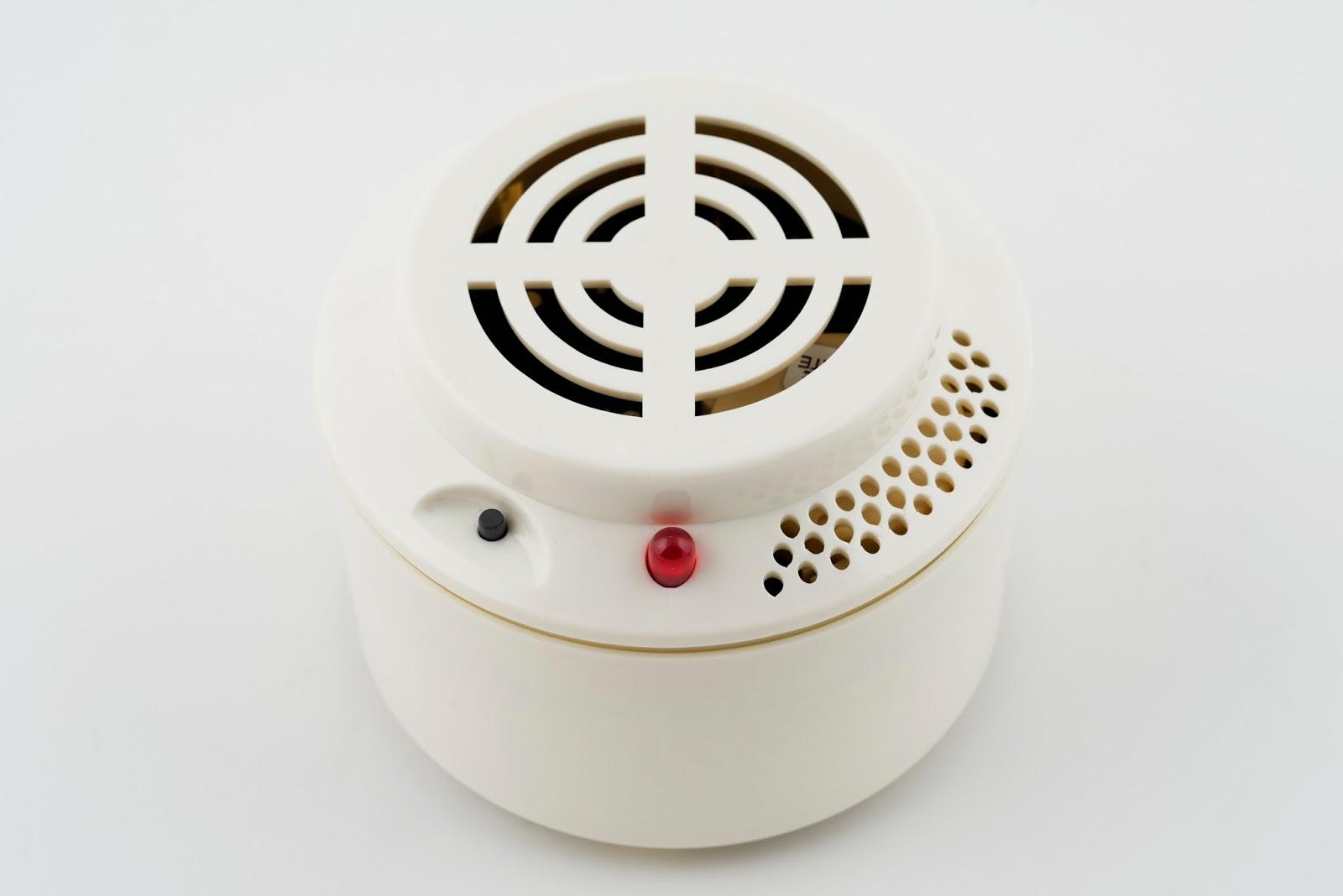 Detectores de humo y gas | Cuidado Mayores Madrid