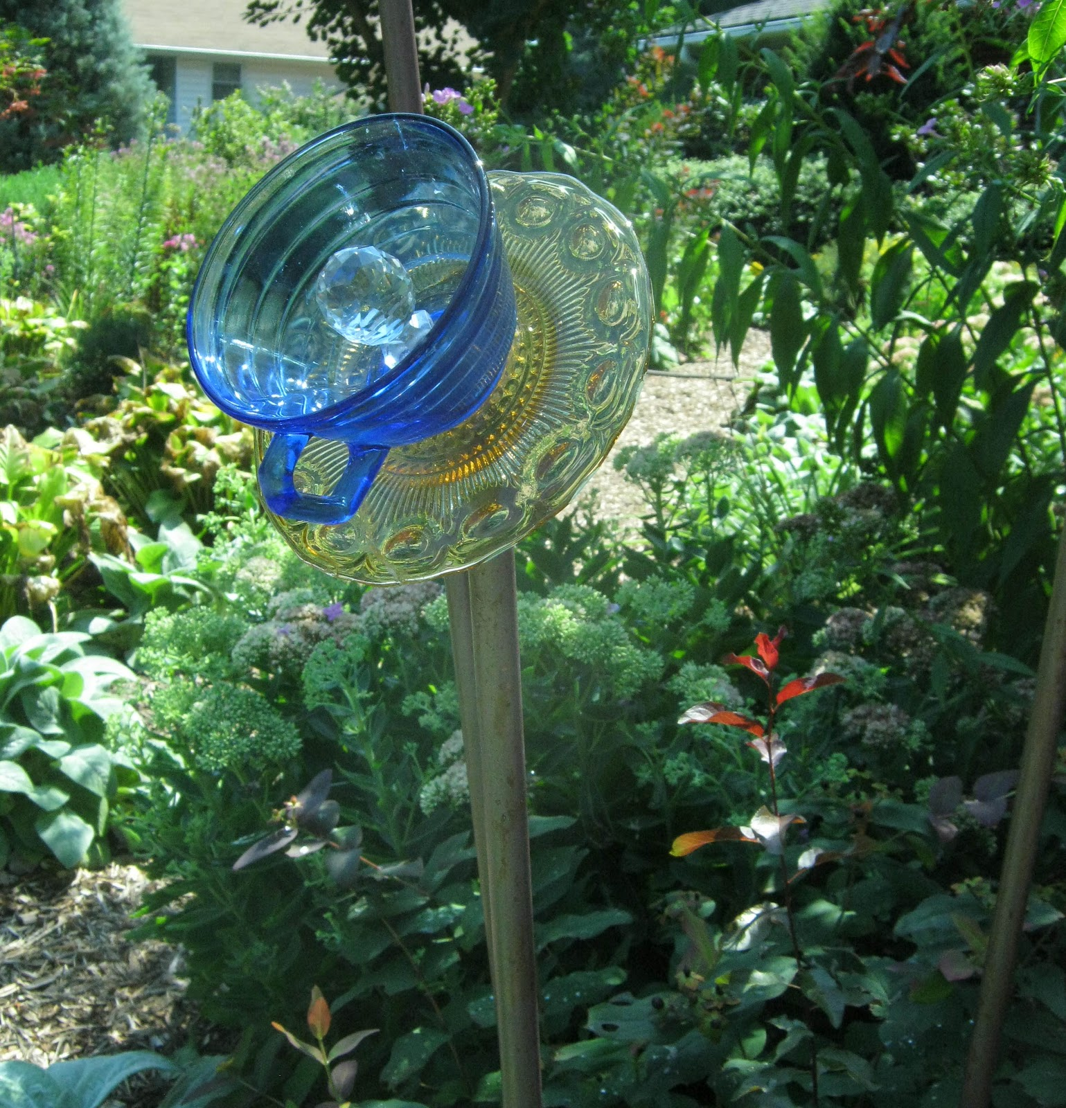 Sorta fabulous garden art make it personal for Garden art to make