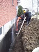 Aquaseal Basement Waterproofing Contractors Ontario in Ontario 1-800-NO-LEAKS