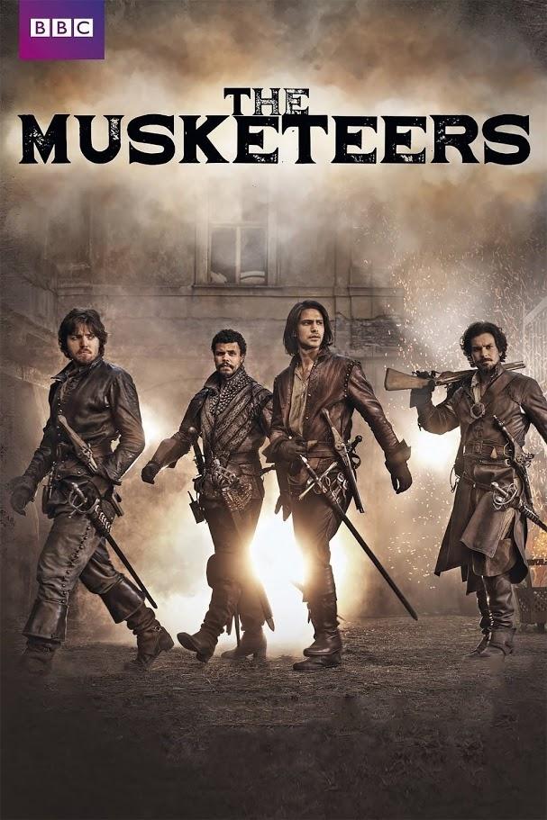 Ngự Lâm Quân Phần 3 - The Musketeers Season 3 (2016)
