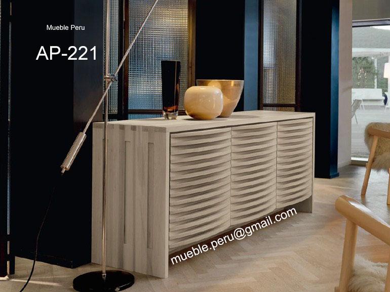 Mueble per muebles de sala aparadores de dise o - Disenos de muebles para sala ...