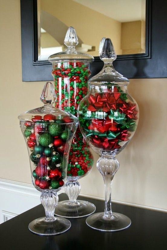 Christmas Ideas Christmas Vases