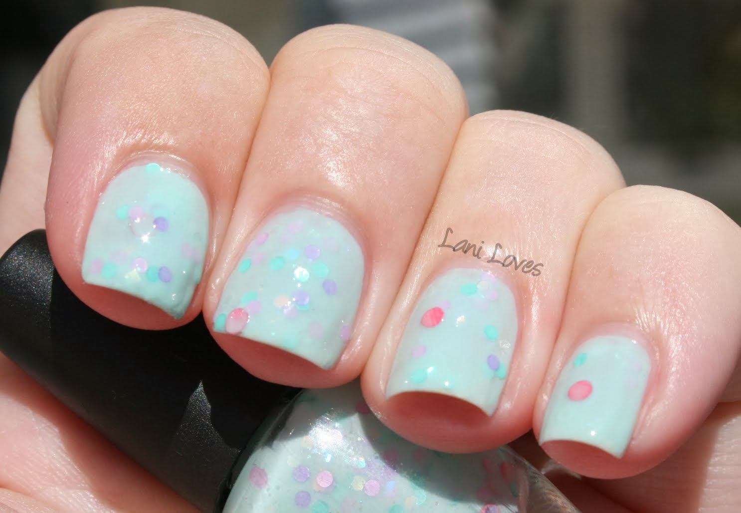 Star Kin Fairy Biscuit Swatch