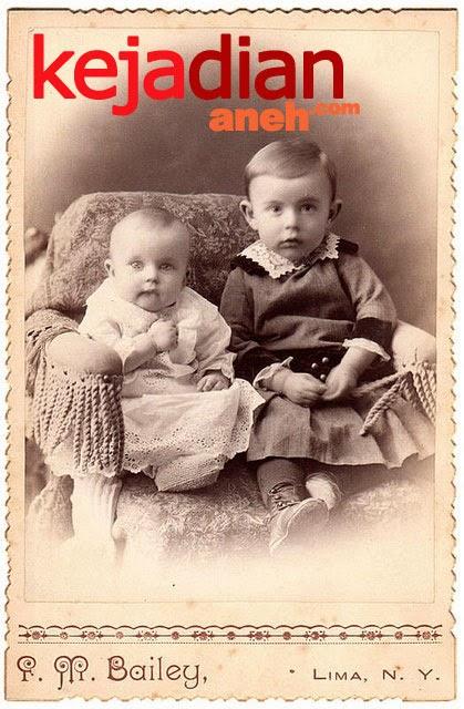 Foto-Foto Memento Mori yang Lebih Menyeramkan di Era Victoria.