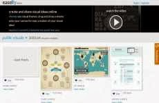 Easel.ly: permite crear infografías online