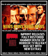 NEWS: IMPRINT TELEVISION RELEASES FULLY RESTORED 'HOUSE OF HAMMER ' BLU RAY BOX SET