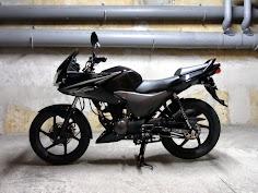 Honda CBF 125 Vito's Motorcycle #7
