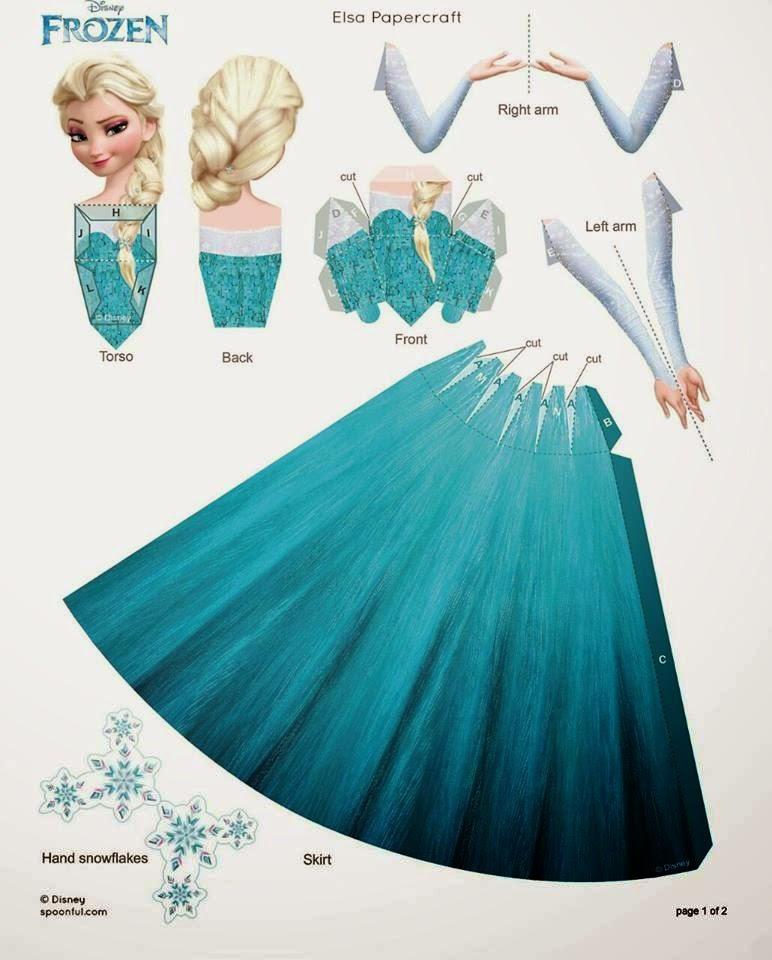Laramar Secrets Imagen 3d Papel Gratis Elsa Y Anna Frozen