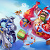 Santa Pudge Sven Dota 2 Christmas 11