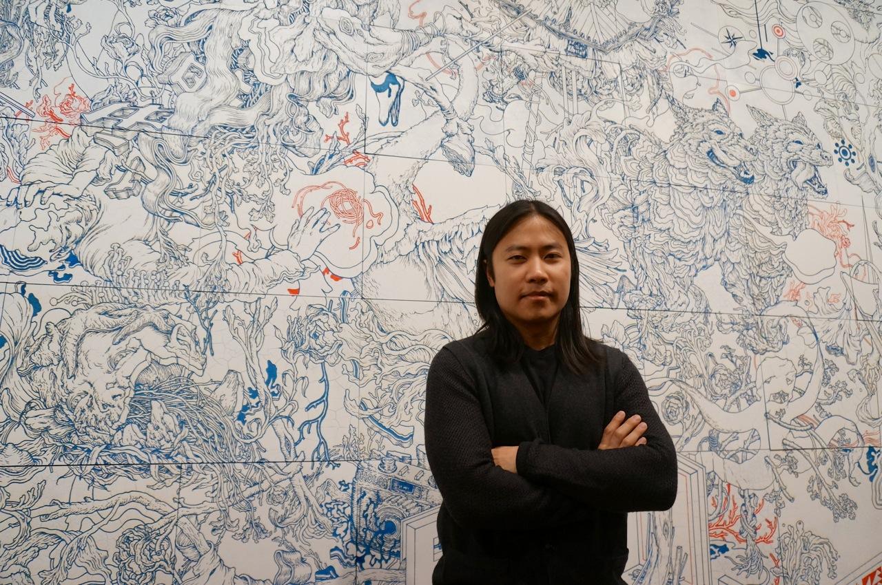 parallel lives - asian art - asian art online