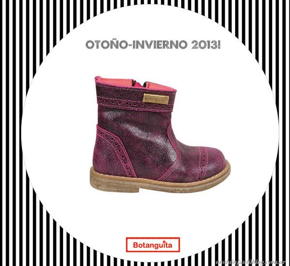botas para bebas botanguita invierno 2013