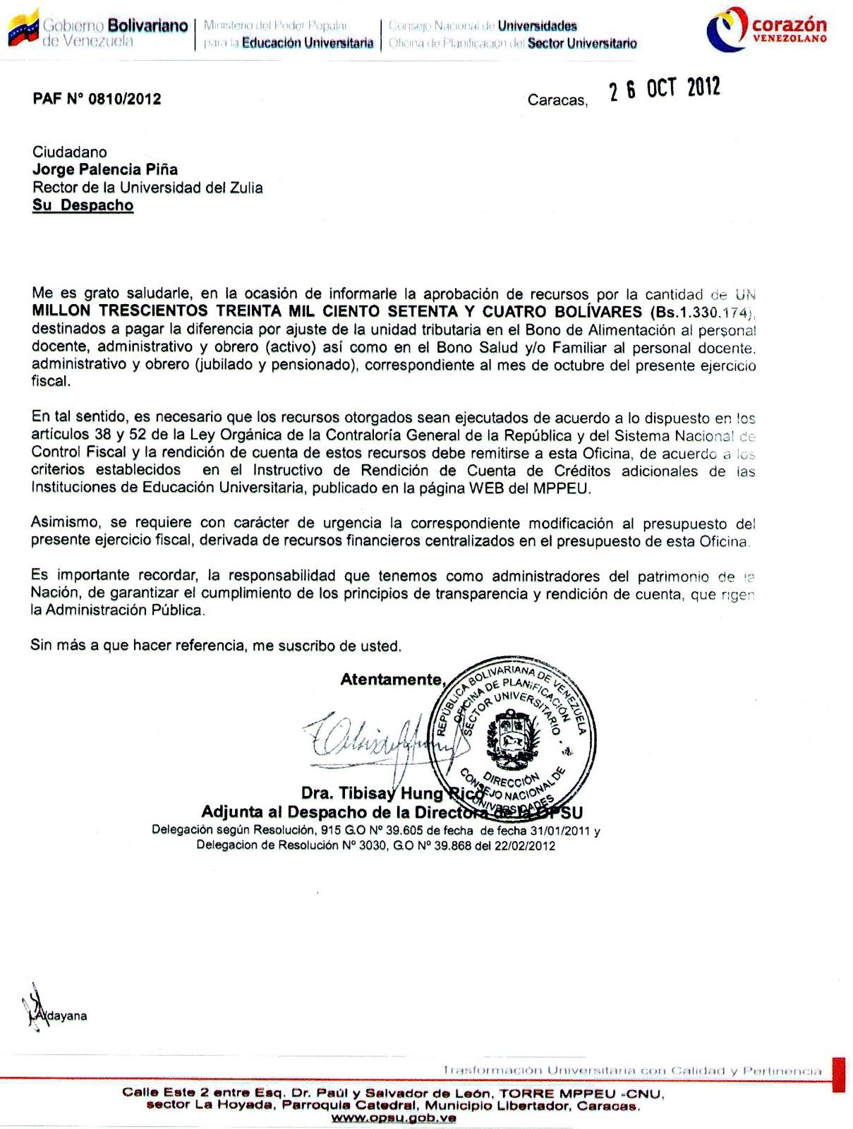 Apuz fces y contexto unive octubre 2012 for Banco de venezuela solicitud de chequera