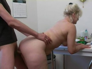 Mother-in-law Fucked Hard