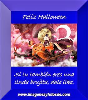 Feliz Halloween, Bruja Bonita 3