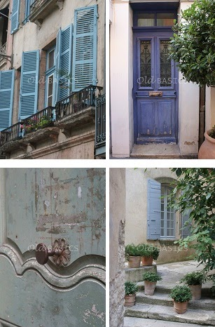 Old basics oude luiken de sfeer van frankrijk for Brocante salon de provence