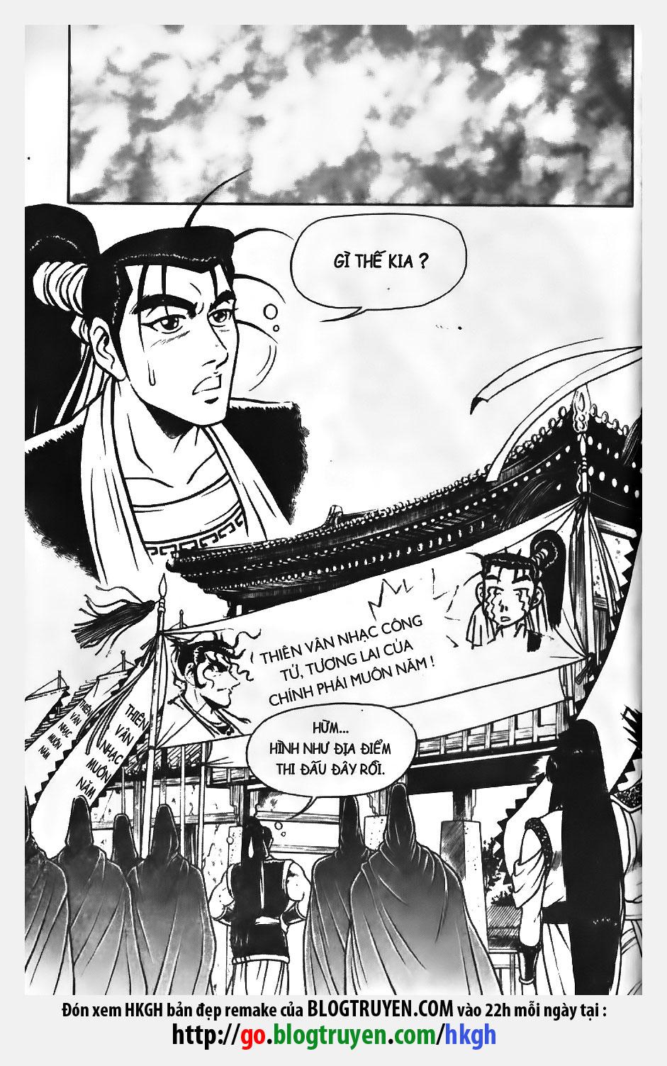 Hiệp Khách Giang Hồ - Hiệp Khách Giang Hồ Chap 051 - Pic 2