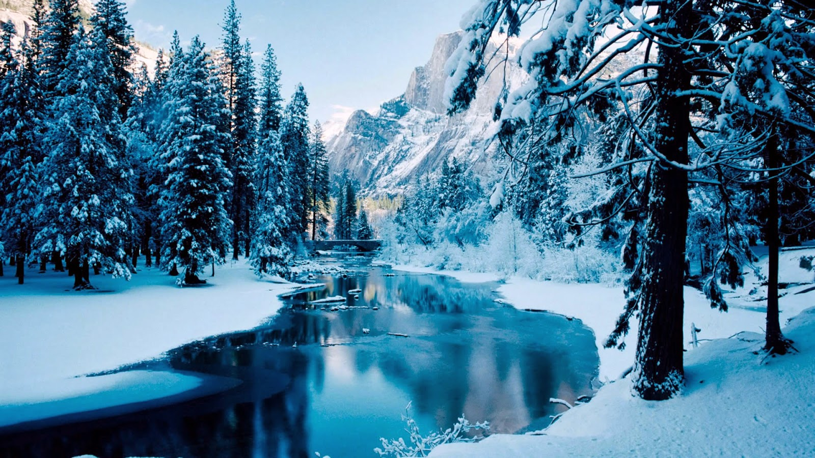 blue-winter-beautiful-forest-ice-mountain-river-nature-images-wallpaper