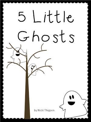 https://www.teacherspayteachers.com/Product/5-Little-Ghosts-Book-316276