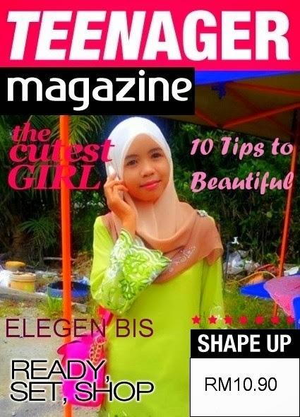 Teenager Magazine