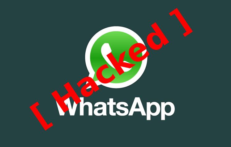 WhatsApp hakeado por dos españoles.