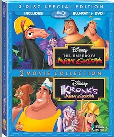 Emperor's New Groove, Disney, movies