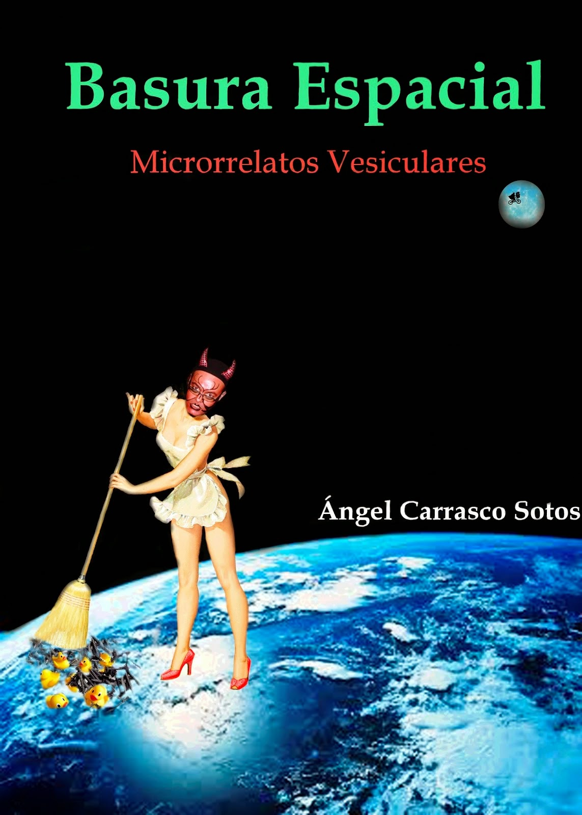 Basura Espacial (microrrelatos)
