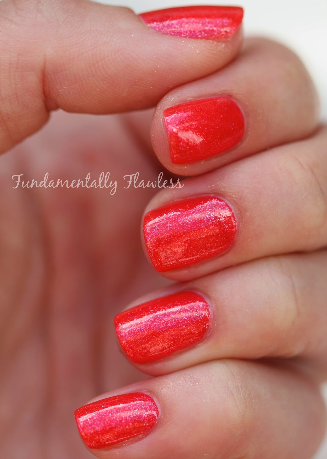 Models Own Sweet Shop Collection Pear Drops Swatch