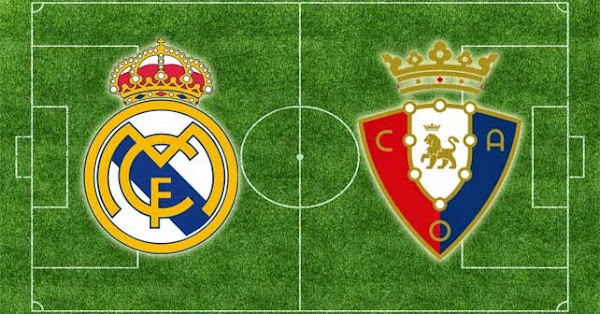 REAL MADRID VS OSASUNA, FUTBOL, DIRECTO, ONLINE, STREAMS